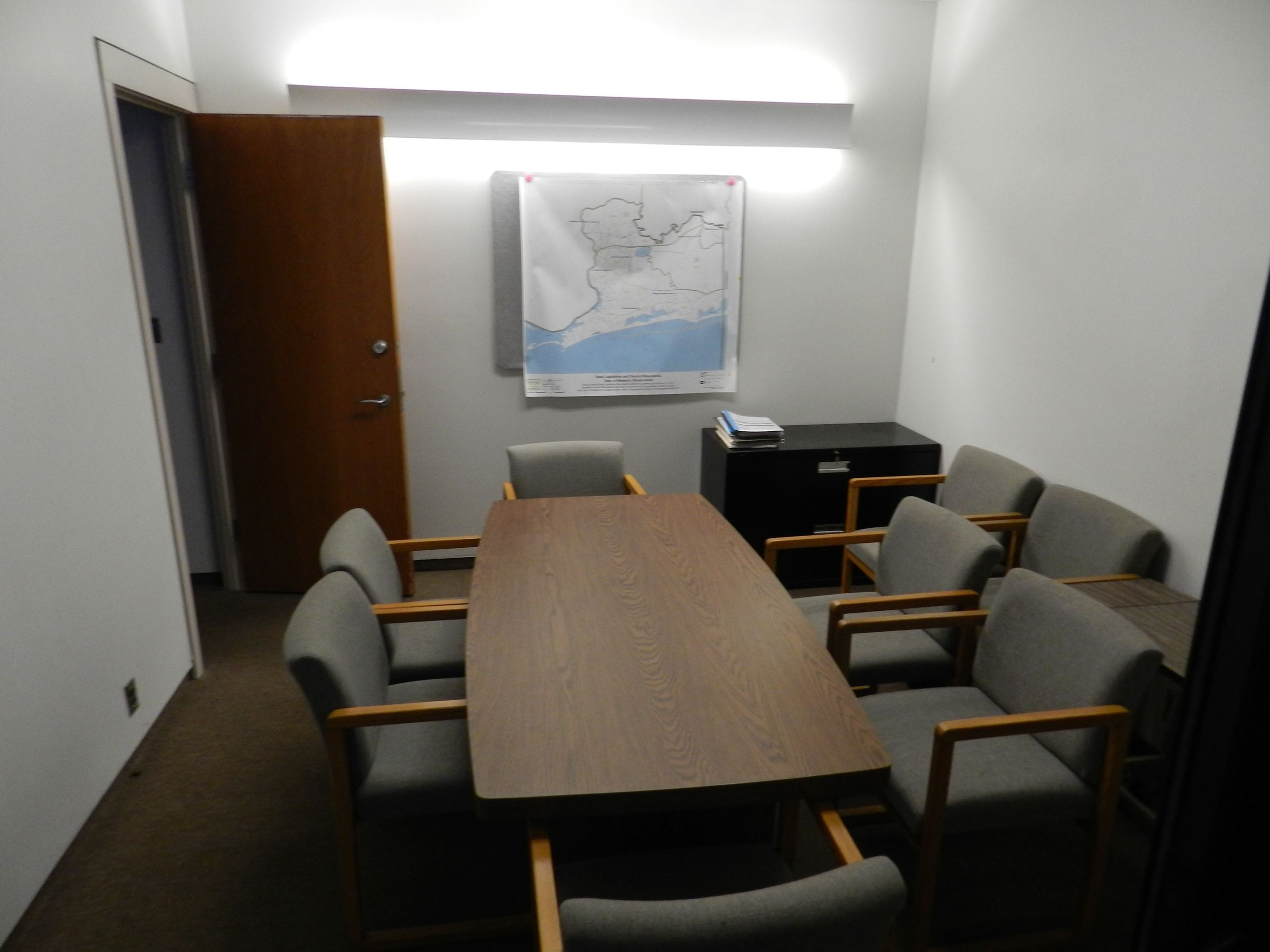 Board of Canvassers Conference Room